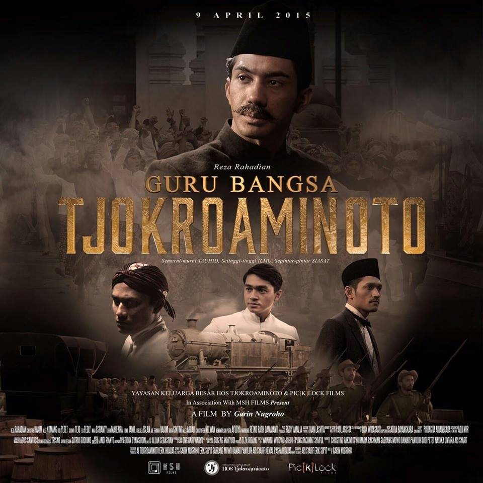 Tjokro movie poster